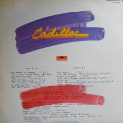 Cadillac - Perdi mi Oportunidad